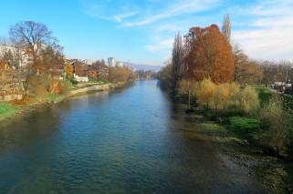 Врбас river, Бања Лука