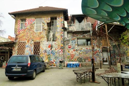Ljubljana's graffiti III