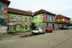 Ljubljana's graffiti IIII