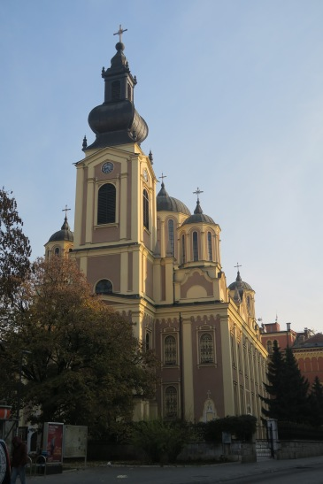 Orthodox Cathedral of the Nativity of the Theotokos in Sarajevo