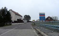 Entering Slovenia