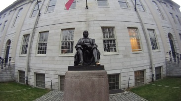 John Harvard Himself
