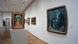 Picasso, Van Gogh, Monet... at Harvard Arts Museum