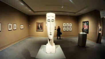Modigliani...