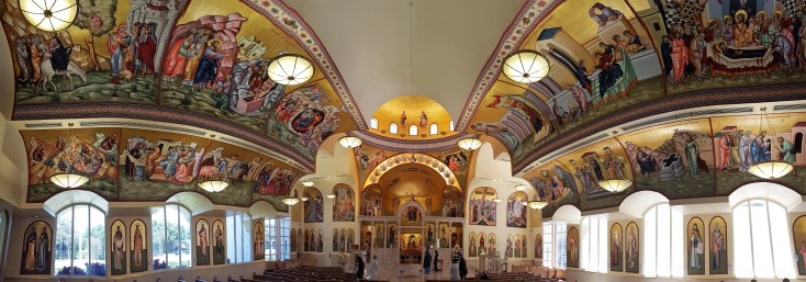 St. Mark Orthodox Church - Boca Raton!