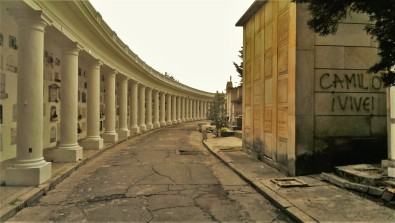 CAMILO IS ALIVE! Cemetery.