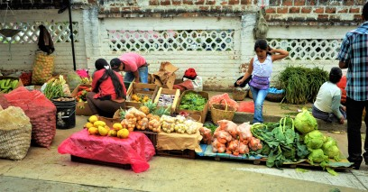 Chachagui local market II