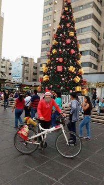 Myself in Lima
