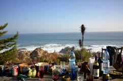 morning views,