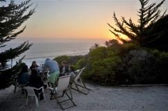 wonderful sunset,
