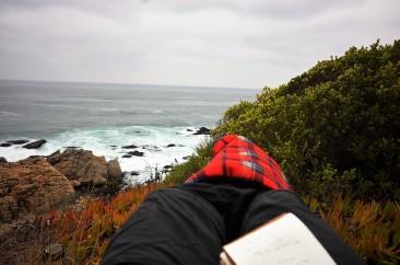 peaceful views,