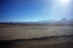 the most arid place on earth.