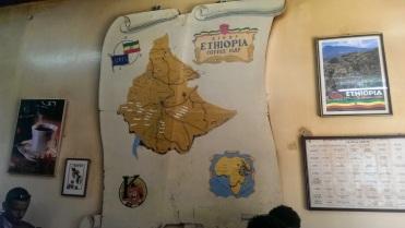 καφεδάκι αιθιοπικό μούρλια. δυστυχώς δεν έχω το τυπικό καφεδάκι στον δρόμο που στο φτιάχνουν οι κυριες με πολύ αγάπη και είναι τέλειο (και πάμφθηνο!)