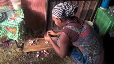 ετοιμάζει φουλ αιθιοπικό μμμμμμμμ